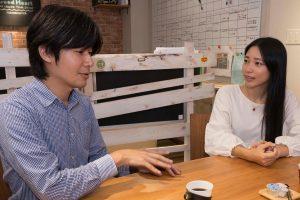 みやこむのコミュニケーションデザインを担当した清水さんへインタビュー