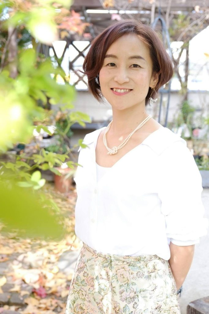 stitch 秋満和恵さん