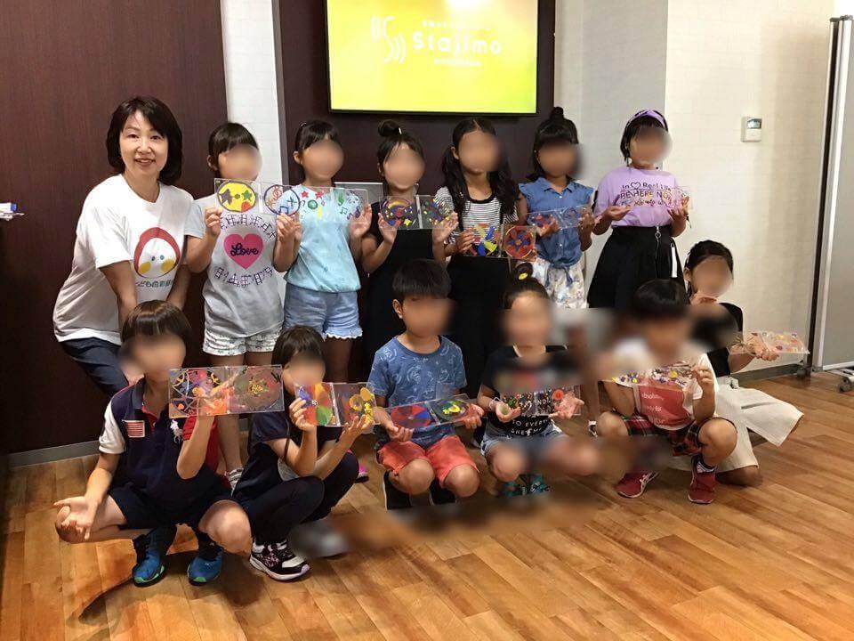 夏休みイベント「冷やしスタジモ」でみやこむメンバーが活躍! レポート②長澤正美さん編
