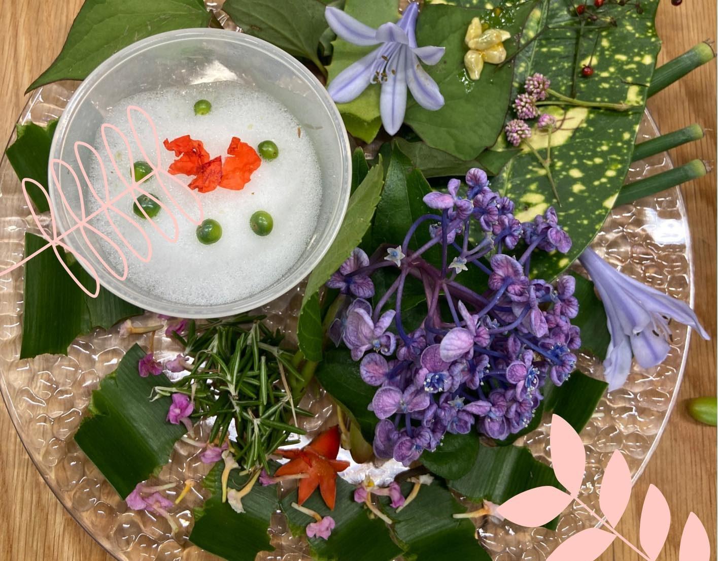 キャンディ式草花遊び会 「みやこむカルチャーセンター@スタジモ Vol.2」のお知らせ
